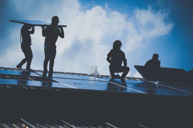 Vacature plaatser zonnepanelen